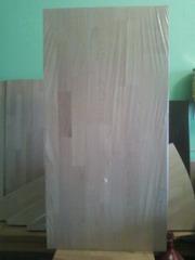 Деревянный мебельный щит.