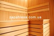 Брус лавочний (лежак для бані,  сауни),  Рівне