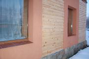 Вагонка деревянная из ольхи,  липы и сосны. Доставка