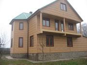 Блок хаус сосна для зовнішніх та внутрішніх робіт у Рівному